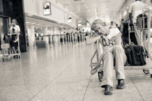 Aéroport de Dorval : un autre départ pour l'Europe